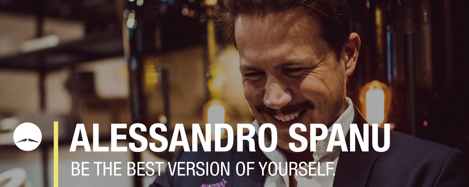 Coach für Leadership, Change, Kommunikation | Alessandro Spanu