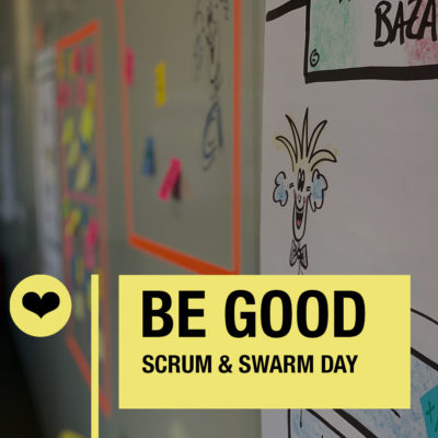 SCRUM & SWARM DAY