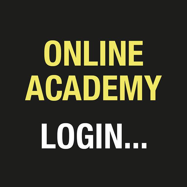 Login Online Academy, Online Coaching, E-Learning