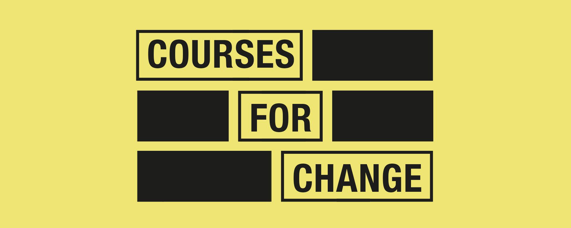 Workshop, training, courses for change management, transformation
