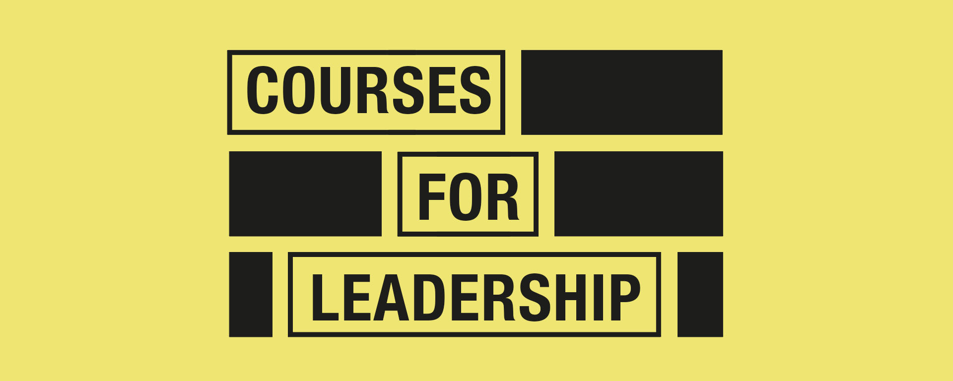 Workshop, training, coaching, personality development for leaders