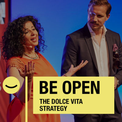 THE DOLCE VITA STRATEGY